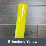 "Brimstone Yellow (Gloss) 12"" x 5yd"