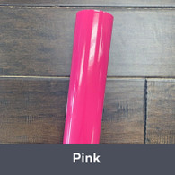 """Pink (Gloss) 12"""" x 5yd"""