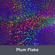 "Plum Flake 12"" x 24"""