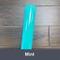 """Mint (Gloss) 12"""" x 5yd"""