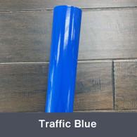 "Traffic Blue (Gloss) 12"" x 5yd"