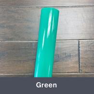 """Green (Gloss) 12"""" x 5yd"""