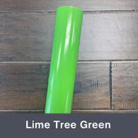 "Lime-Tree Green (Gloss) 12"" x 5yd"