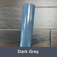 "Dark Grey (Gloss) 12"" x 5yd"