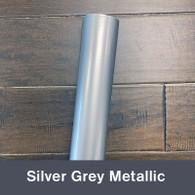 "Silver Grey Metallic (Gloss) 12"" x 5yd"
