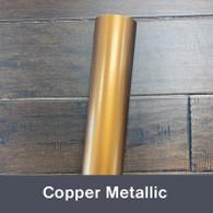 "Copper Metallic (Gloss) 12"" x 5yd"