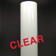 "Clear 751 (Gloss) 12"" x 5yd"