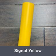 "Signal Yellow (Matte) 12"" x 5yd"
