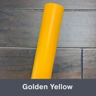"""Golden Yellow (Matte) 12"""" x 5yd"""