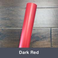 """Dark Red (Matte) 12"""" x 5yd"""