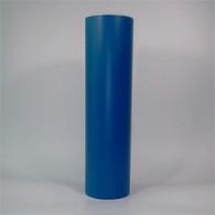 "Traffic Blue (Matte) 12"" x 5yd"