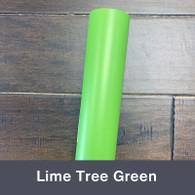 """Lime-Tree Green (Matte) 12"""" x 5yd"""