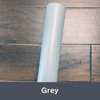 """Grey (Matte) 12"""" x 5yd"""