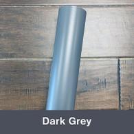 """Dark Grey (Matte) 12"""" x 5yd"""