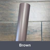 """Brown (Matte) 12"""" x 5yd"""