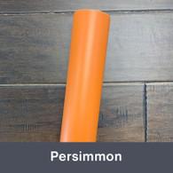 """Persimmon (Matte) 12"""" x 5yd"""