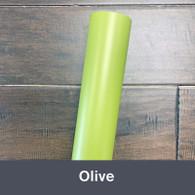 "Olive (Matte) 12"" x 5yd"
