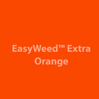"Iron-on Extra Orange 12"" x 14.75"""