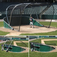 Diamond Big Bubba Pro Batting Cage (Complete Unit)