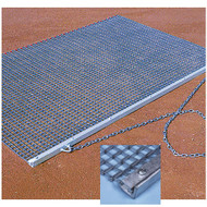 "Diamond Heavy Duty Drag Mat 6'6""W x 4'L"