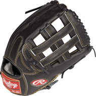 "Rawlings Gold Glove Series 12 3/4"" OF, Conv/Pro H Glove (P-RGG1275HPRO)"