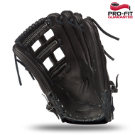Marucci Founder's Series 12.75 Inch H-Web Outfield Black