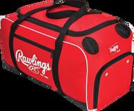 Rawlings Covert Duffle Bag Scarlet