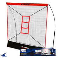Champro Prodigii Net with TZ3 Training Zone Screen 7' x 7' (NB30)