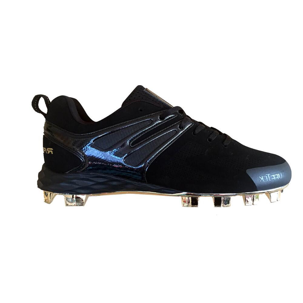 c8936692d Rawlings Adult Conquer Cleats Black - Wheelhouse Sporting Goods