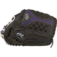 Rawlings Storm 12.5in Fastpitch Outfield Softball Glove (ST1250FPUR)