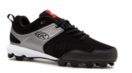 Rawlings Clubhouse Boys Upper Youth Cleats Black/Grey