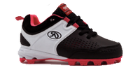 Rawlings Clubhouse Girls Upper Youth Cleats Black/Pink