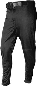 All Star Adult Black Baseball Pants