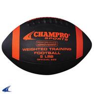 Weighted Training Football (FBW)
