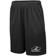 JGB Baseball Black Shorts