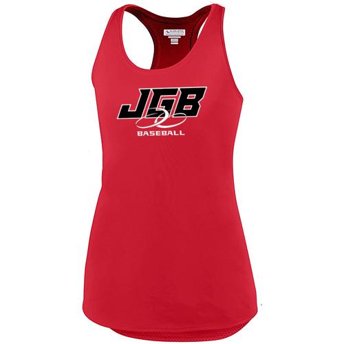 JGB Baseball Ladies Tank