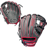 "Wilson A1000 Full Grain Leather 11.5"" Glove"