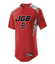 JGB Baseball Camo Jersey