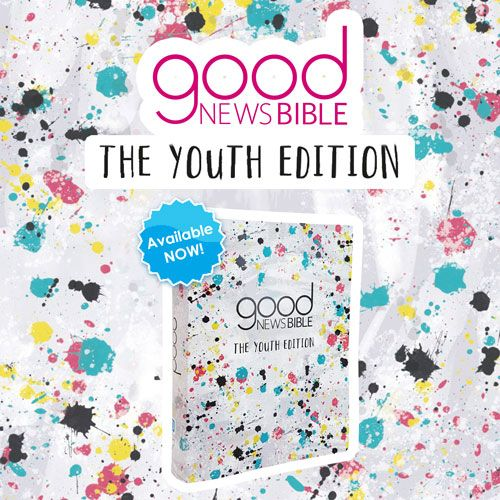 good news bible youth edition 9780564070374