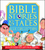 Bible Stories & Tales Blue Collection cover photo