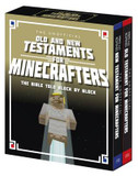 The Unofficial Old and New Testaments for Minecrafters: The Bible Told Block by Block cover photo