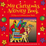 My Christmas Activity Book: 25 Days to Celebrate Jesus' Birth cover photo