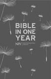 NIV Bible in One Year [9781444703160]