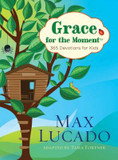 Grace for the Moment: 365 Devotions for Kids cover photo