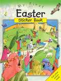 My First Easter Sticker Book cover photo