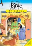 Christmas: Mini Bible Sticker Book Christmas cover photo