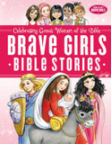 Brave Girls Bible Stories cover photo