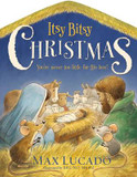 Itsy Bitsy Christmas: You're Never Too Little for His Love cover photo
