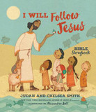 I Will Follow Jesus Bible Storybook cover photo