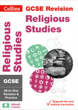 GCSE Religious Studies All-in-One Revision and Practice cover photo